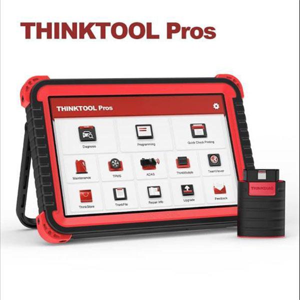 Thinktool Pros Arıza Tespit ve Online Programlama Cihazı