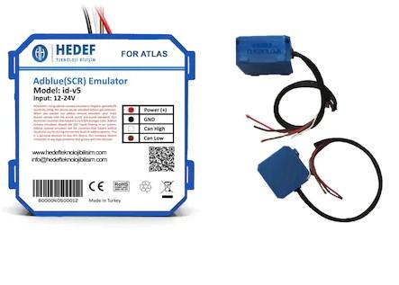 Atlas Euro 5 Adblue (SCR) İptali Hedef Teknoloji Bilişim