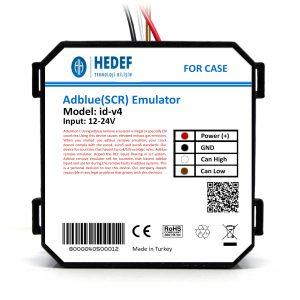 CASE Euro 4 Adblue İptali