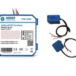 CASE Euro 6 Adblue İptal Emulatörü