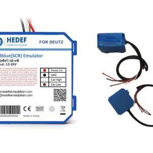 Deutz Euro 6 Adblue İptal Emulatörü