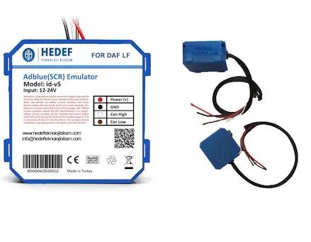 DAF LF Euro 5 Adblue İptal Cihazı