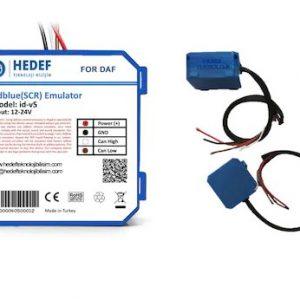 DAF Euro 5 Adblue İptali