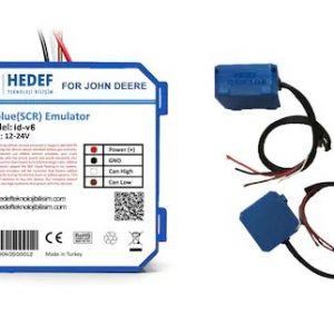 John Deere Euro 6 Adblue İptal Emulatörü