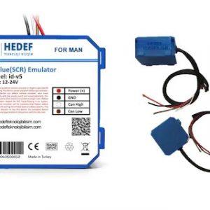 Man Euro 5 Adblue (SCR) İptali