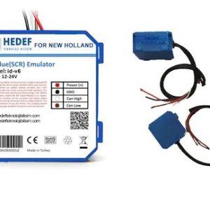 New Holland Euro 6 Adblue İptal Emulatör Kiti