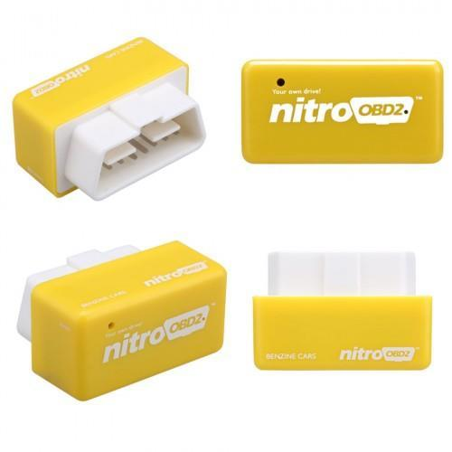 Nitro Obd2 Benzinli Performans Artırıcı Chip Tuning