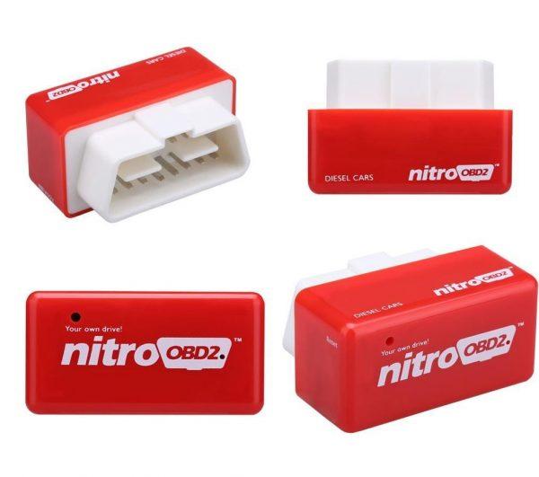 Nitro Obd2 Dizel Performans Artırıcı Chip Tuning