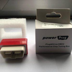 Nitro Obd2 Süper Red Performans Arttırıcı Chip Tuning Box