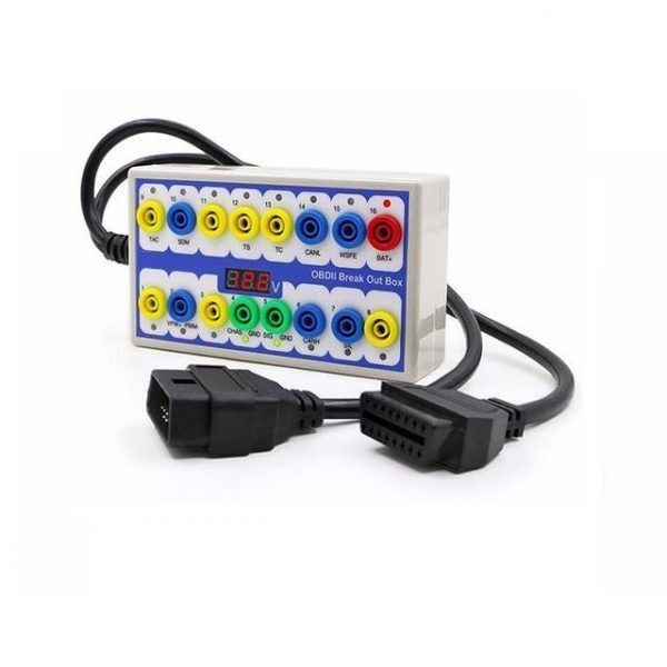 Obd2 Tester, Obd2 Sinyal ve Protokol Test Cihazı