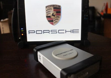 Porsche Piwis 2 Tester Arıza Tespit Cihazı