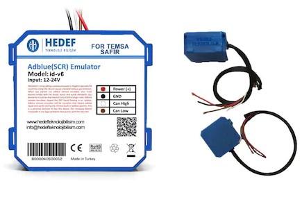 Temsa Safir Euro 6 Adblue İptal Emulatörü