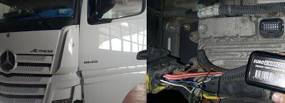Mercedes Adblue İptali – Mercedes Euro 6 Adblue İptali